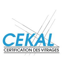 Label CEKAL pour la qualité du vitrage des produits Biason à Pau