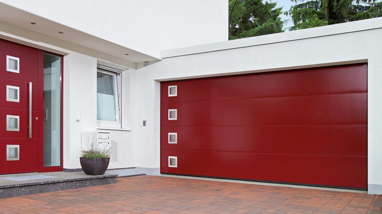 Porte de garage 5